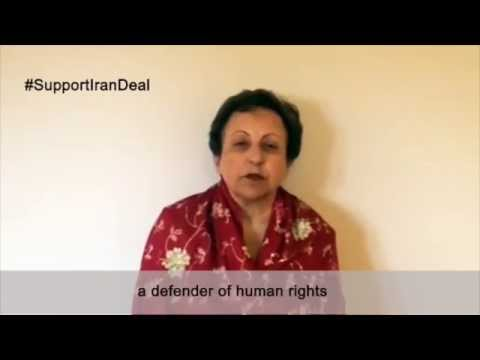 After Prisoner Deal, Iranian Nobelist Calls on Tehran to 'Make Peace With Its Own People'
