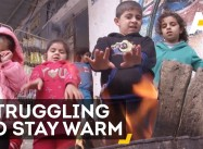 Gazans Are Struggling to Stay Warm This Winter (AJ+)