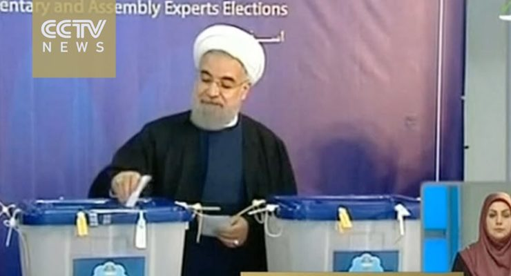 Iran Election Results Show that when US rewards Pragmatists, they Win