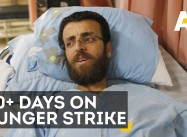 PA: Israel concealed prisoner's hunger strike for 43 days