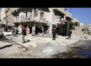 Syria Rebels face Collapse as Thousands flee North Aleppo;