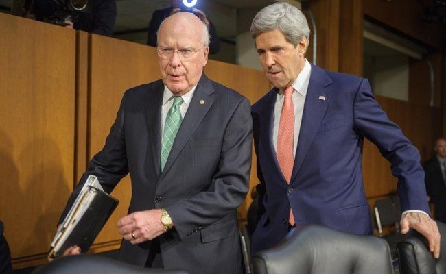 """Investigate Israel's Extrajudicial Killings:"" Sen Leahy, 10 other Congressmen"