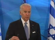 Biden: Israel cannot stop violence solely through physical force