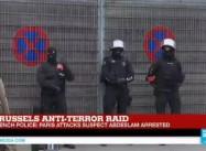 Paris attacker Salah Abdeslam Captured in Brussels Firefight
