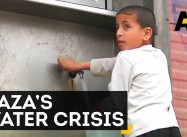 Under Israeli Siege, Gaza running out of Clean Water