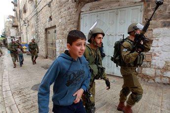 Israel 'systematically mistreats' Palestinian children in custody