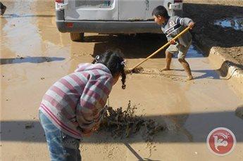 Israel denies Gaza govt floodwater allegations