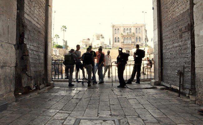 Jerusalem: A City Governed by Fear
