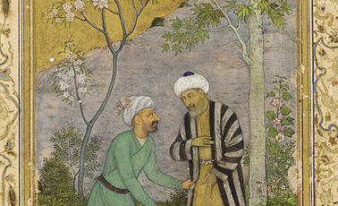 Saadi on Impatient Love (Poem of the Day)