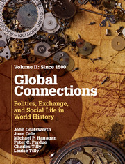 Global Connections:  World History as Social History – a New Synthesis
