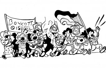 Over 80 Cartoonists And Comics Workers Boycott Israeli Occupation Firms