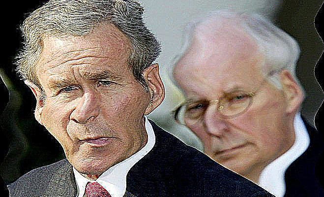 How Bush-Cheneyism made Mideast in its Image: Wars, WOT, With us or Against Us