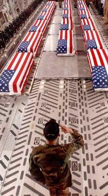 4,000 US Troops Dead; Nearly 60 Dead in Iraq Attacks; Sadrists Threaten General Strike