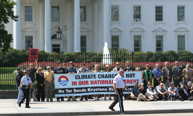 How Climate Activists derailed Keystone XL Pipeline: Lessons for the Future