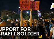 In Fascist Turn, Thousands Demonstrate for Israeli Soldier who shot Dazed Palestinian in Head