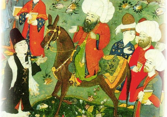 Rumi on the Environment:  Behind the Beauty of the Moon is the Moon-Maker
