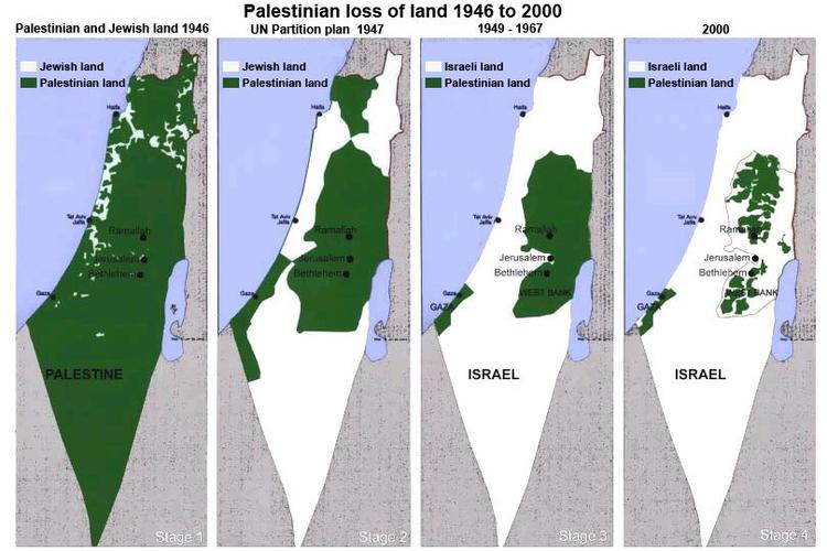 The Map The Story Of Palestinian Nationhood Thwarted After The League Of Nations Recognized It Informed Comment