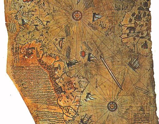 Mystifying the Map of Piri Reis