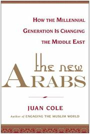 """July 1:  Juan's new Book, """"The New Arabs"""" hits the Shelves"""