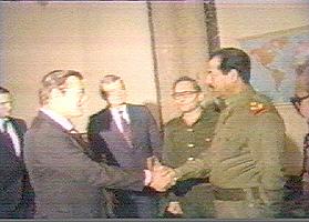 Rumsfeld Accuses Critics Of