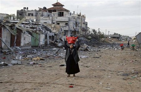 Top Ten Myths about Israeli Attack on Gaza