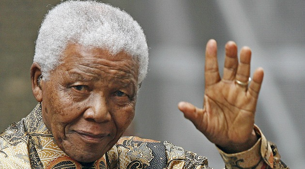 Nelson Mandela, Iconic Leader for Jews of South Africa — and World