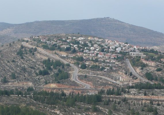 Why Americans Should Support Boycott, Divestment & Sanctions of Israeli Squatter Settlements