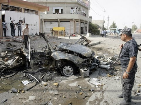 Will it ever be 'Mission Accomplished'?  Why Baghdad is Still Insecure