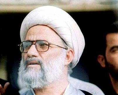 Ayatollah Yaqubi Demands Khalilzads