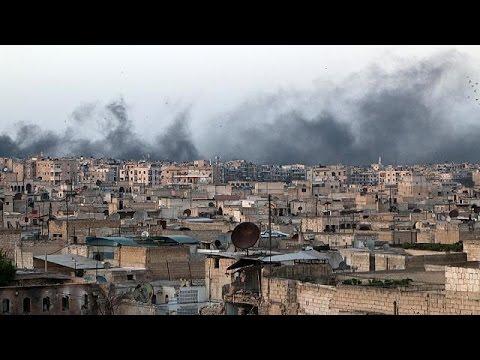 A Tale of Two Cities:  Muslim Rebels strike back at Hospital in Gov't held West