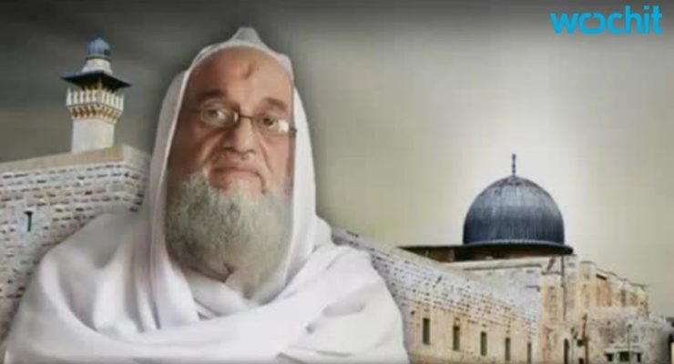 Al-Qaeda's Al-Zawahiri, 9/11 Mastermind, Plays Syrian Politics