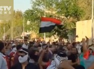 Baghdad on Lockdown not from fear of ISIL but of poor Protesters