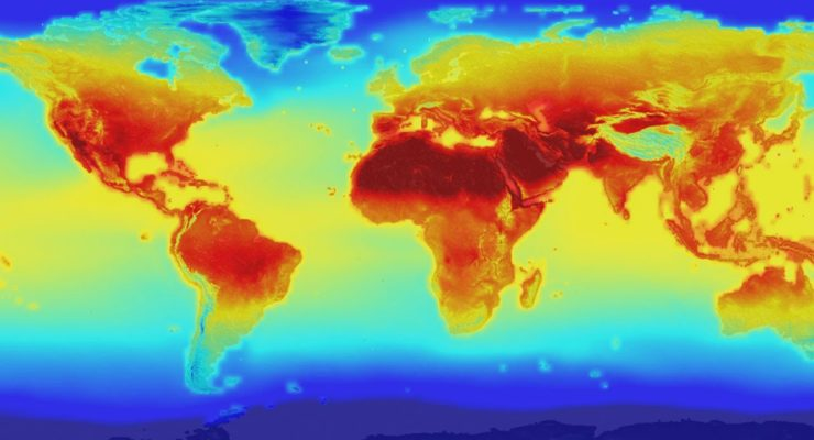 The Hottest Year on Record:  12th month in a row of unprecedented heat