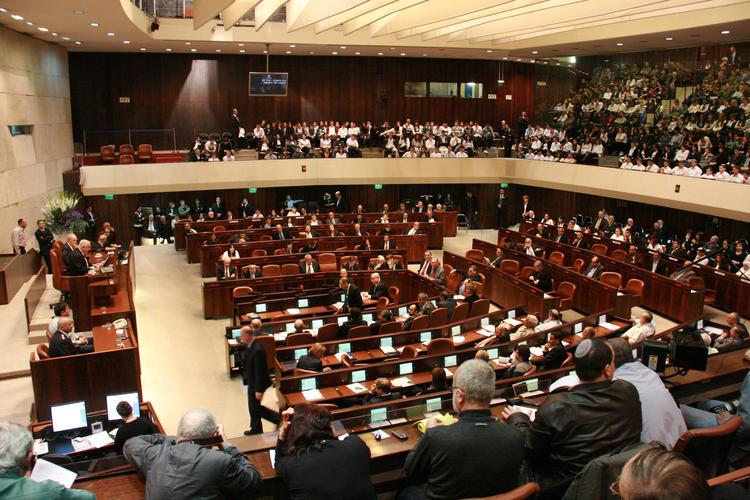 PikiWiki_Israel_7260_Knesset-Room