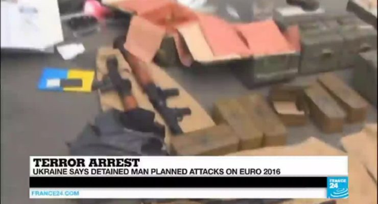 France: White Terrorist not investigated for Terrorism even when he Vows attacks