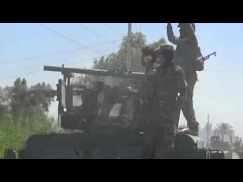 ISIL counter-attack in Fallujah:  can Iraqi Forces maintain momentum?