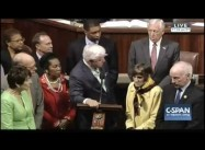 Occupy Congress? House Democrats Stage Sit-In to Force Vote on Gun Control