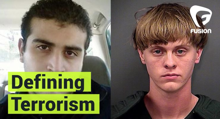 Other Acts of Terror get Media Anniversaries, but not White Terrorists like Dylann Roof
