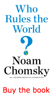 Chomsky: Nuclear Weapons, Climate Change, and the Prospects for Survival