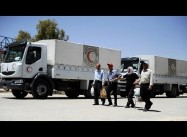 Stymied by Syrian regime Sieges, UN planning Food Airdrops to 600K Civilians