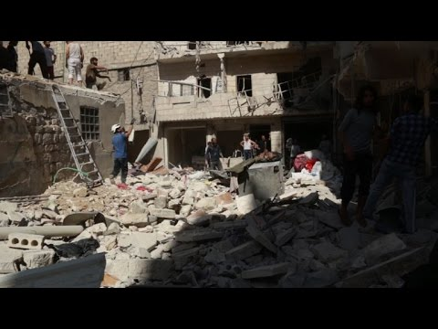 The Great Battle for Aleppo