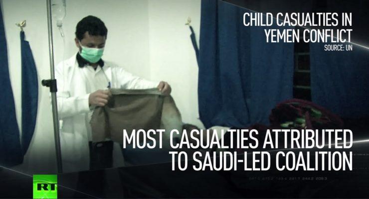UN Rebukes Saudi Arabia:  Yemen's Children Victims of Shocking Violations
