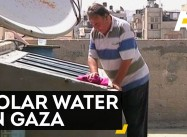 Under Israeli Blockade and Running out of Water, Gaza turns to Solar