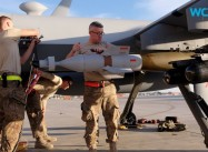 US still in Conventional War in Afghanistan via . . . Drones?