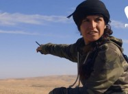 Kurdish Women Fighting ISIL Send Solidarity to BlackLivesMatter
