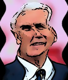 """Mike Pence on the """"American Heartland"""" and the Holy Land"""