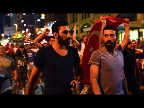 Turkish People Power foils attempted Coup