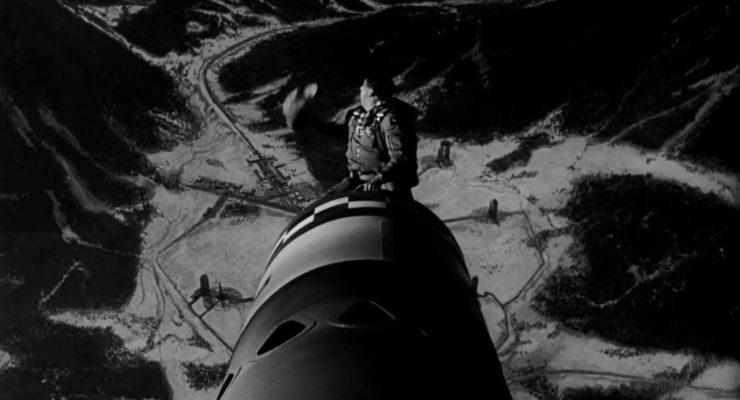 """Donald """"Dr. Strangelove"""" Trump and some of the Times We almost had a Nuclear War"""