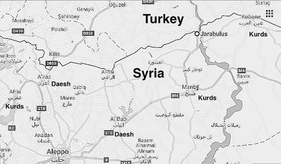 America's Syria SNAFU: Pentagon's Militias fight Turkey & CIA's Militias