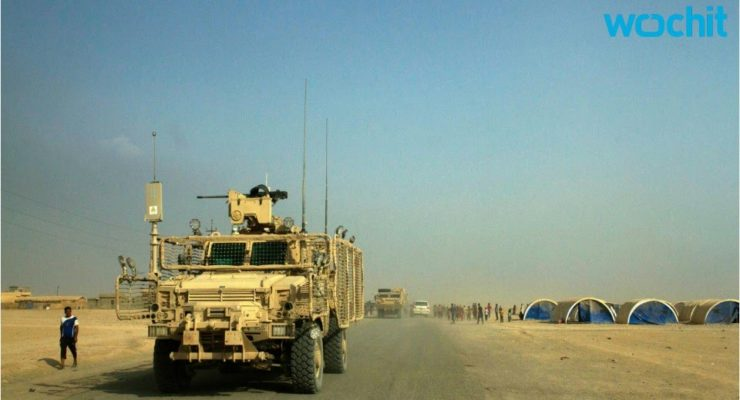 ISIL used Chem on US Troops in Iraq; but this time US Gov't isn't talking WMD